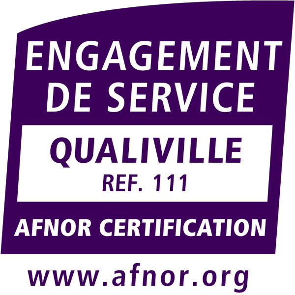 Qualiville certification AFNOR