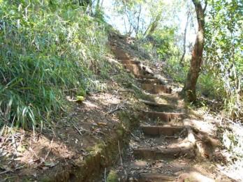 Le sentier des Ravenales