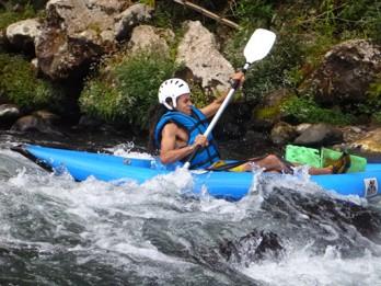 Canyoning/Rafting/Randonnées aquatiques