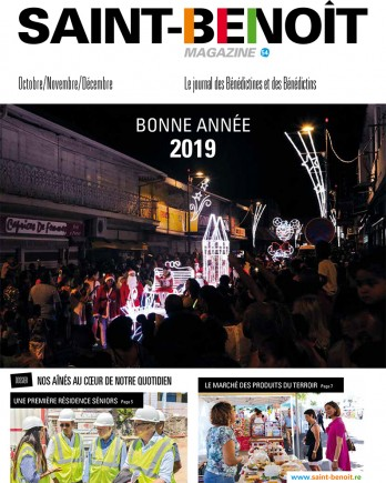 Saint-Benoît Magazine N°54
