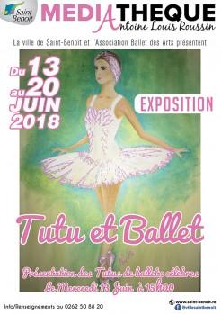 """Exposition """"Tutu et ballet"""""""