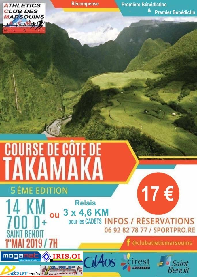 Course de côte de Takamaka
