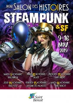 Mini salon des histoires Steampunk et Sciences Fictions