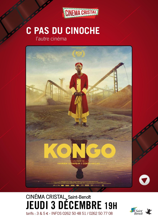 KONGO, un film de Hadrien La Vapeur, Corto Vaclav