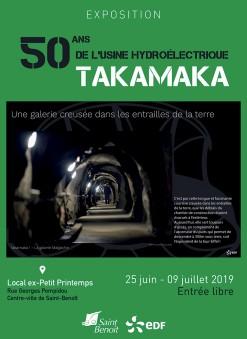 "Exposition ""50 ans de Takamaka"""