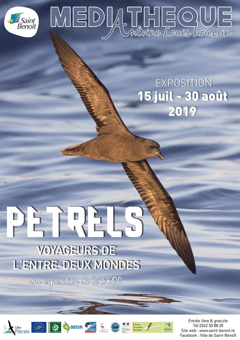 « Pétrels, voyageurs de l'entre-deux mondes »  de la SEOR