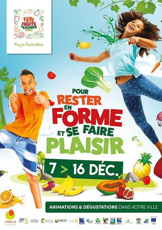 Fraich attitude : la promotion des fruits et légumes frais !