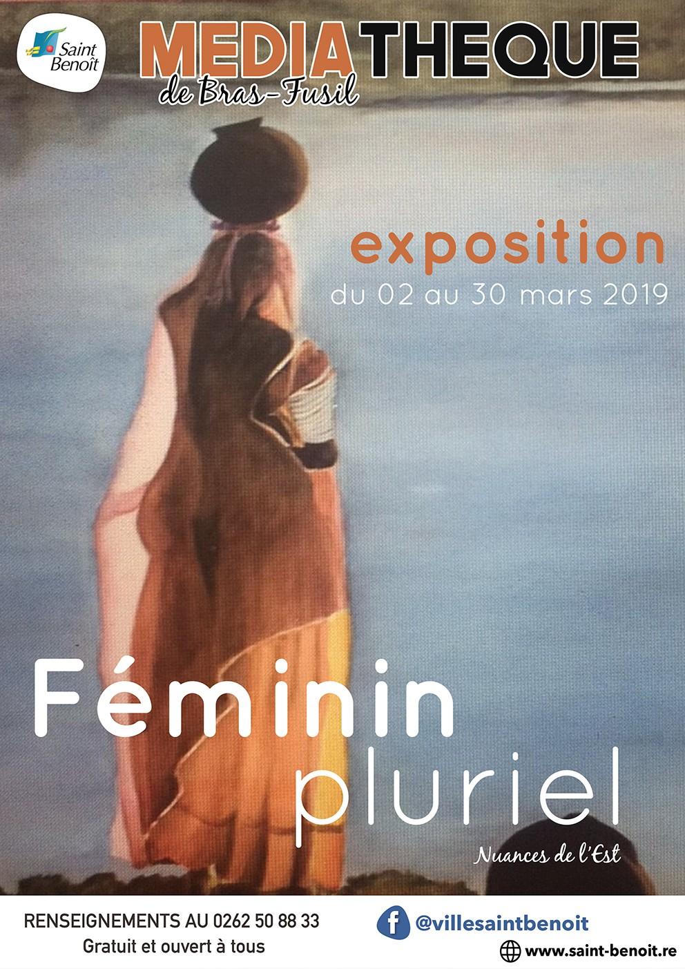 """Exposition """"Féminin pluriel"""" de Nuances de l'est"""