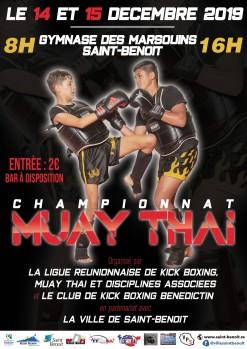 Championnat Muay Thaï