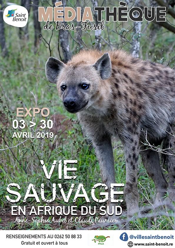 """Exposition """"Vie sauvage"""" de Passion Nature Association"""