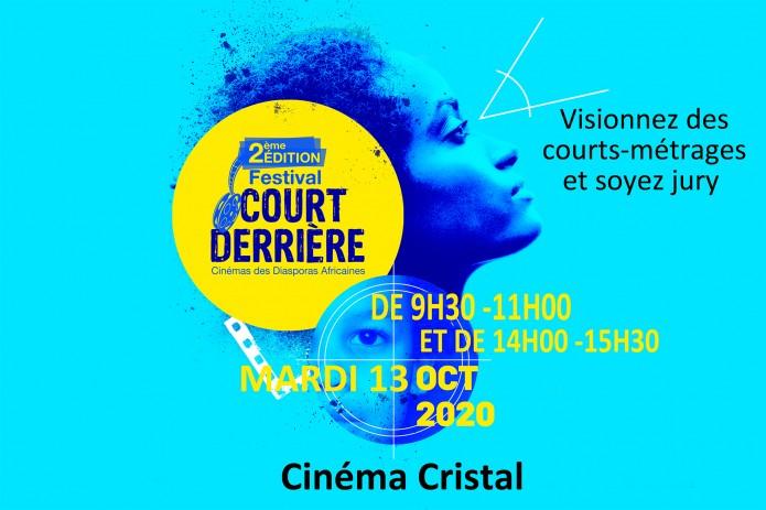 """""""Festival Court Derrière"""" à Saint-Benoît"""