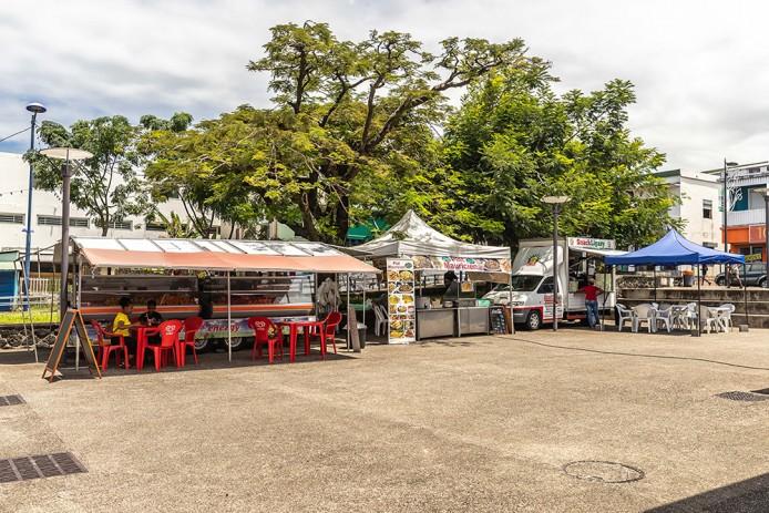 Un nouveau Food-truck sur la Place du marché couvert !
