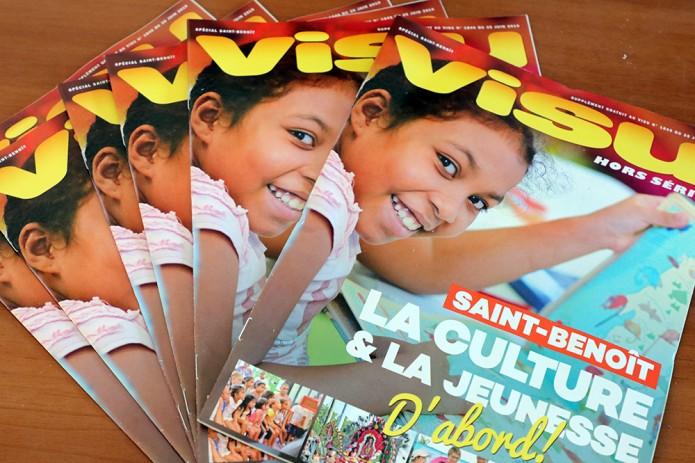 Saint-Benoît : la culture et la jeunesse d'abord (VISU)