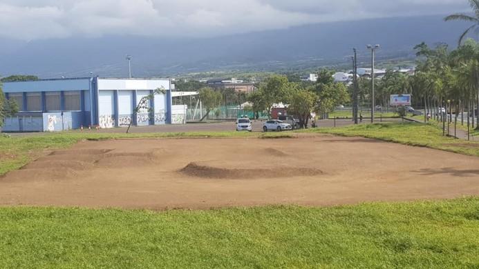 Une piste de modélisme bientôt ouverte au complexe sportif Bouvet