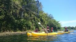 Bassin Mangue : initiation gratuite au kayak polo et au slalom