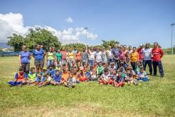 Tournoi de foot de l'école municipale