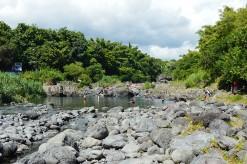 Baignade interdite au Bassin bleu pendant les travaux de curage