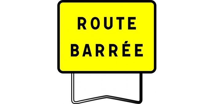 Circulation réglementée ce week-end à Saint-Benoît