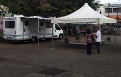 Testing day : une journée pour dépister les hépatites à Saint-Benoît