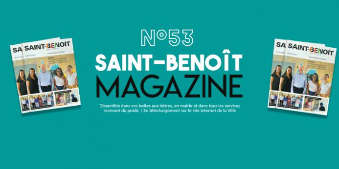 Saint-Benoît Magazine N°53