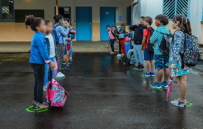 Saint-Benoît : Reprise des cours en journée entière pour tous les élèves le 22 juin