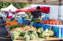 Saint-Benoît : Pas de marché forain le samedi 1er mai