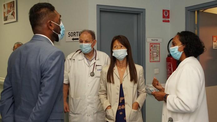 Échanges avec les professionnels de santé pour élaborer le futur contrat local de santé (CLS)