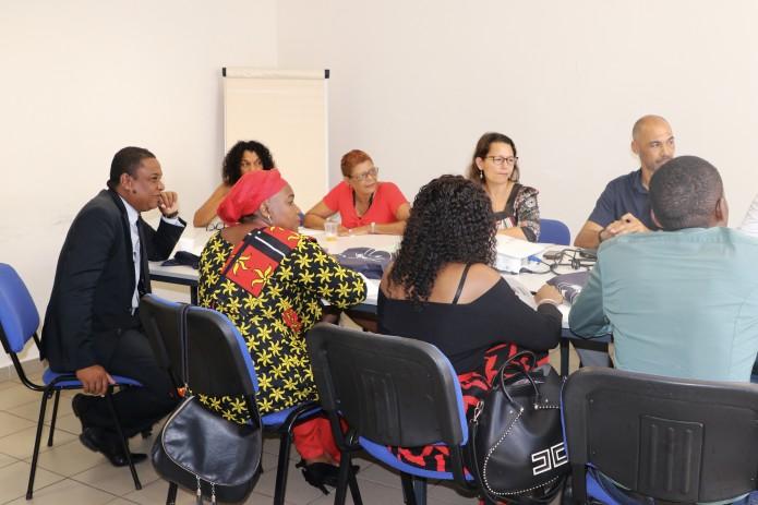 CCAS : Stage d'immersion de la délégation mahoraise