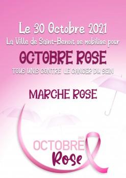 Marche rose- Octobre rose 2021