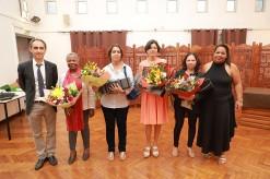 Cérémonie de départ en retraite des enseignants