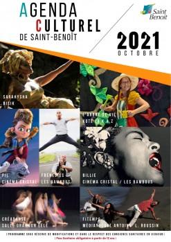 Agenda culturel //OCTOBRE 2021