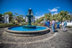 La Fontaine de la Place Louis Brunet restaurée !