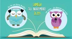 Journée festive pour la lecture audio adaptée aux malvoyants