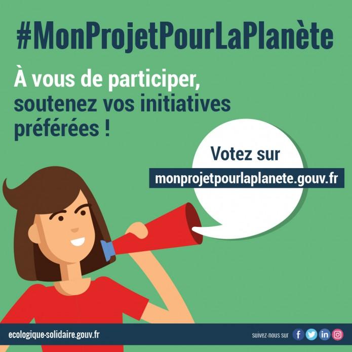 « Mon projet pour la planète » : votez pour les chevaux utilitaires de Rico !