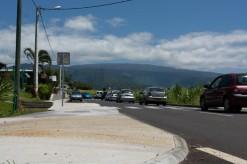 RD 53  : la sécurité piétonne renforcée sur le secteur Olympe