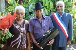 Noces d'or : félicitations aux époux Ricourt !