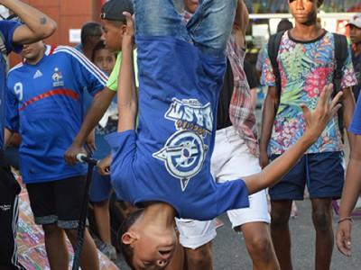 Fête de la liberté : hip-hop !