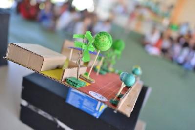Projet de l'école Girofles