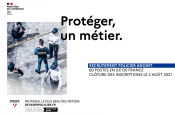 J9 -  Concours Policier Adjoint - Police National