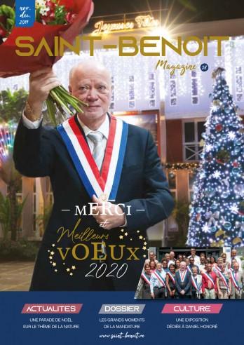 Saint-Benoît Magazine N°58
