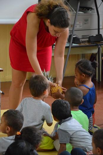 L'état nutritionnel : un enjeux majeur pour la commune de Saint-Benoit