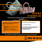 O52 - Vendeur(se) maroquinerie - Axe Ressource Formation